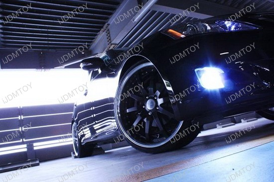 Lexus - IS350 - HID - LED - lights - 2